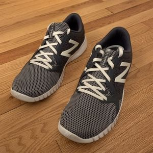New Balance Flexonic V2 Men Grey Trainers - SAMPLE